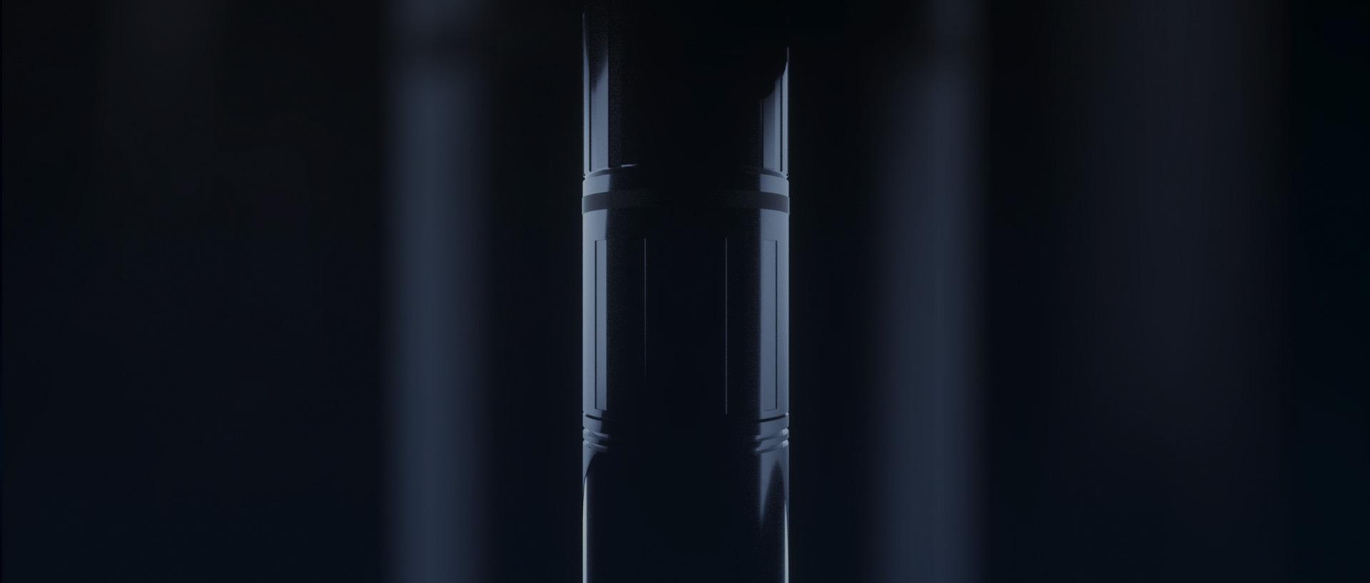 圆形连接器三维广告片